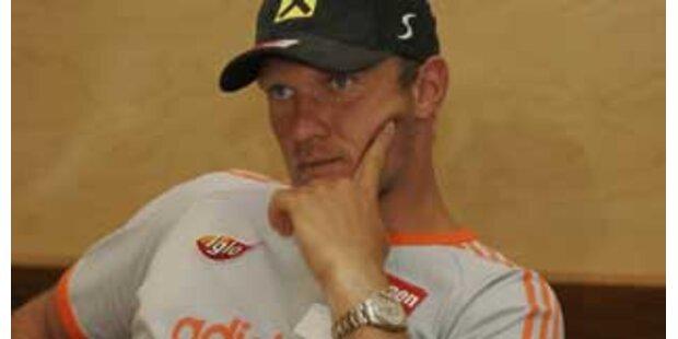 Hermann Maier trägt 23.000-Euro-Rolex