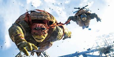 """Das Kino-Comeback der """"Hero Turtles"""""""