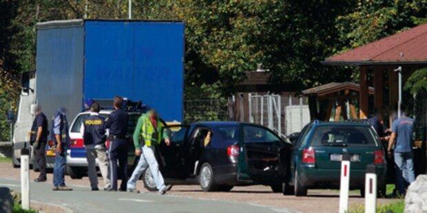 Polizei stellte sechs Kilo Heroin sicher