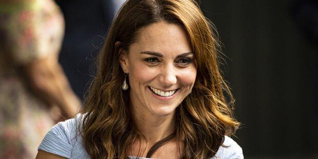 Botox-Alarm bei Kate? Jetzt spricht der Palast