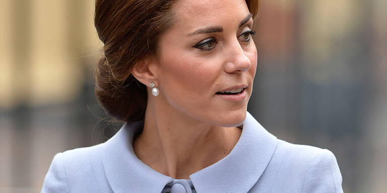 Dianas Designer lästert über Kates Stil
