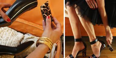 Tanya Heath High Heels