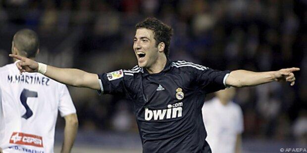 Real hofft gegen Sevilla um Anschluss an Barcelona