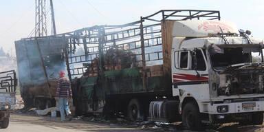 UNO will wieder Hilfskonvois nach Syrien schicken