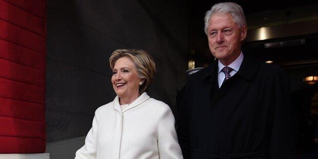 Clinton schreibt Buch über US-Wahlkampf