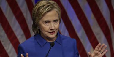 Hillary wird noch einmal gegen Trump antreten