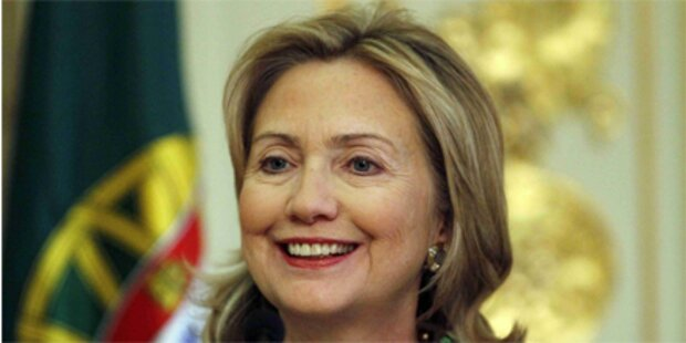 Hillary Clinton besucht den Jemen