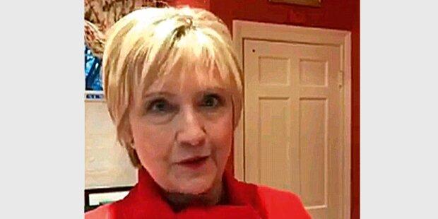 Hillary Clinton bereitet ihr Comeback vor