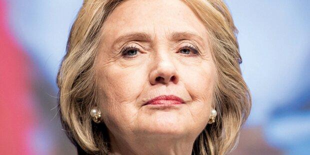 Weg frei für Hillary Clinton