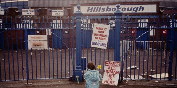 Hillsborough-Katastrophe: Anklage gegen Polizisten