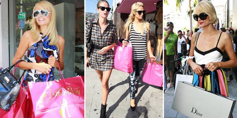Der Shopping-Wahn der Hilton-Sisters