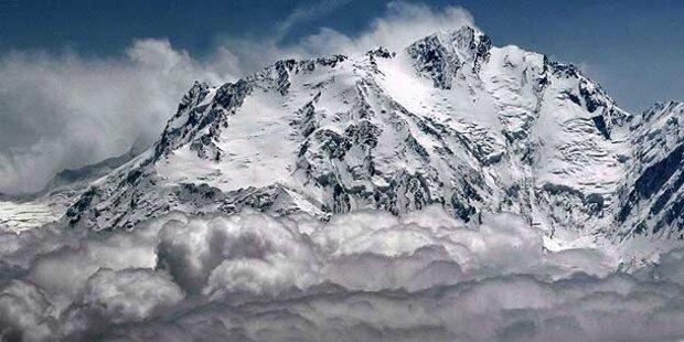 Tote bei Himalaya-Rekordversuch