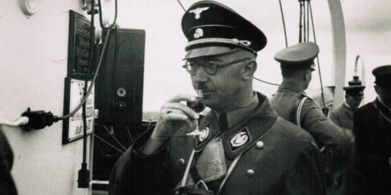 """""""Ich fahre nach Auschwitz. Küsse, Dein Heini"""""""