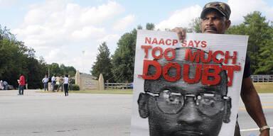 Afroamerikaner Troy Davis hingerichtet
