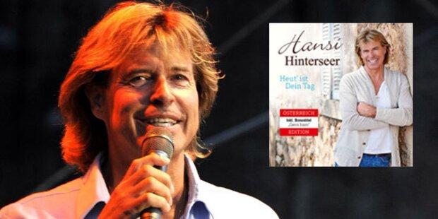 Hansi Hinterseer ist Charts-König