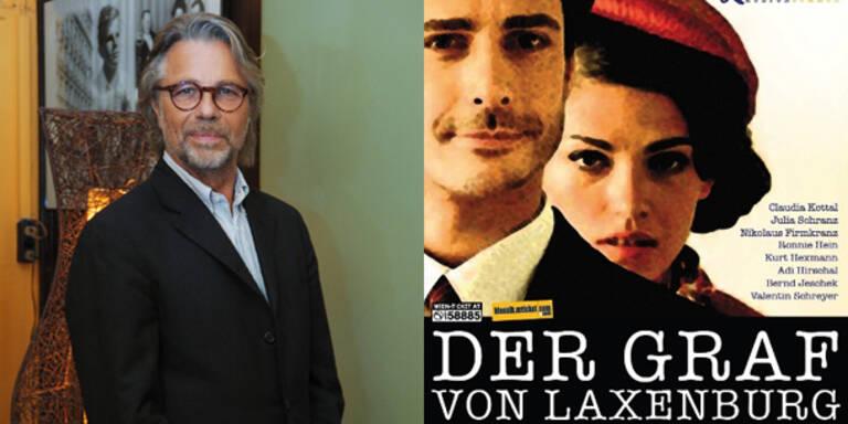 Hirschal führt Graf von Laxenburg auf