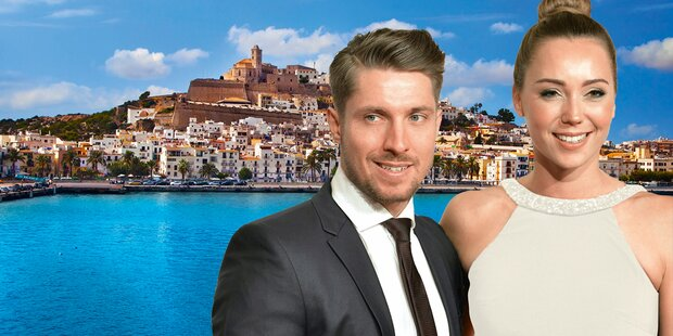 So lief Hirschers Ibiza-Hochzeit