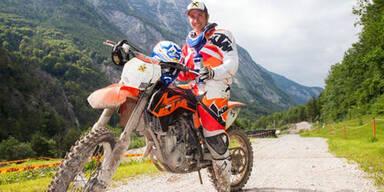 Marcel Hirscher erlitt Beinbruch