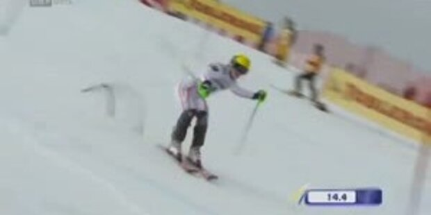 Slalom Adelboden, 1. DG, Marcel Hirscher