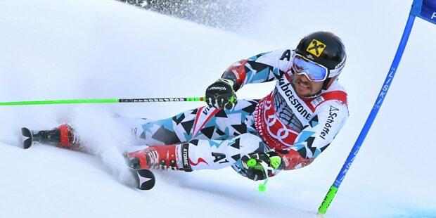 Startschuss zur Ski-WM in St. Moritz