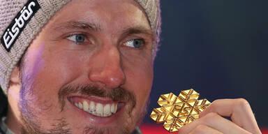 Gold: Marcel rettet uns die Ski-WM