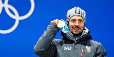 Olympia: Österreich im Medaillenrausch