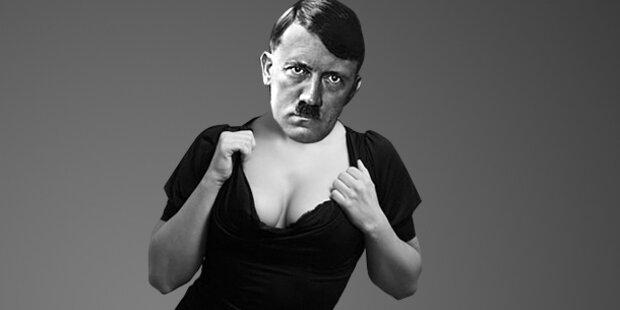 Alliierte wollten Hitler zur Frau machen