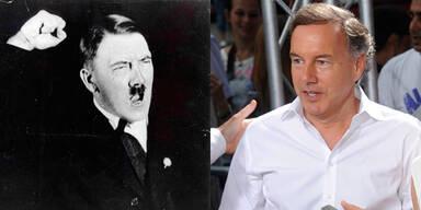 Adolf Hitler und Nico Hofmann