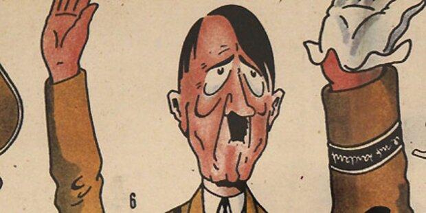 Tausende stürmen Hitler-Ausstellung