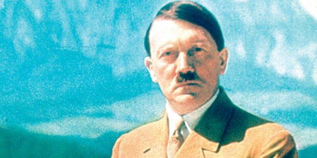 Hitler als Vierjähriger fast ertrunken