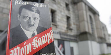 "Bayern legt Hitlers ""Mein Kampf"" neu auf"