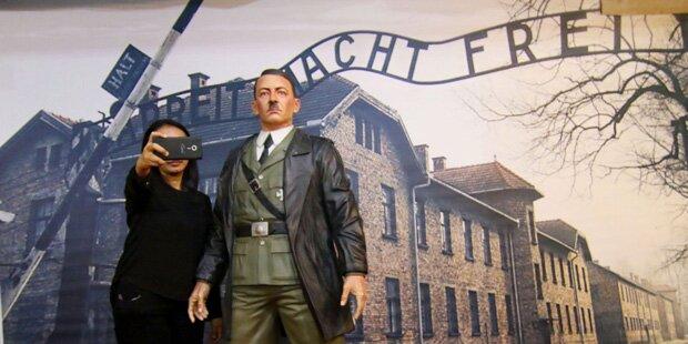 Kein Selfie mehr mit Hitler