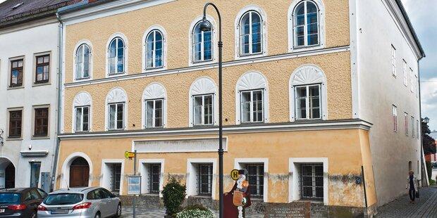 Hitler-Haus: Besitzerin könnte enteignet werden