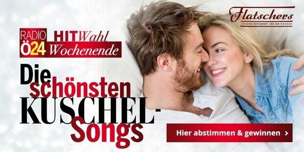 Radio Ö24 Kuschelhitwahl-Wochenende