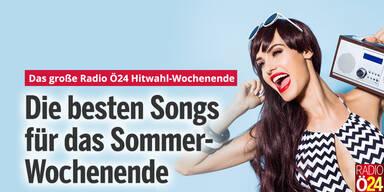 Die besten Sommersongs