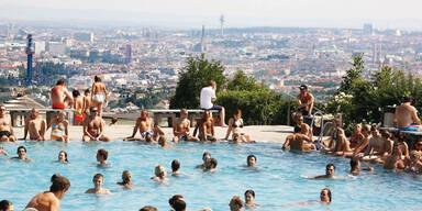 Was ist das schönste Freibad Wiens?