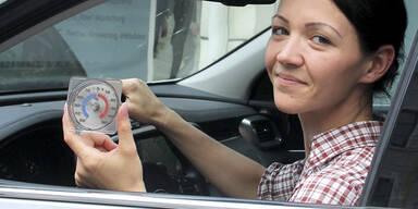 Die besten Hitze-Tipps für Autofahrer
