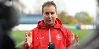 Dänemark-Coach warnt eindringlich vor ÖFB-Team