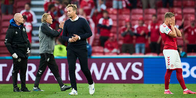 Eriksen-Drama: Dänen-Coach kritisiert UEFA