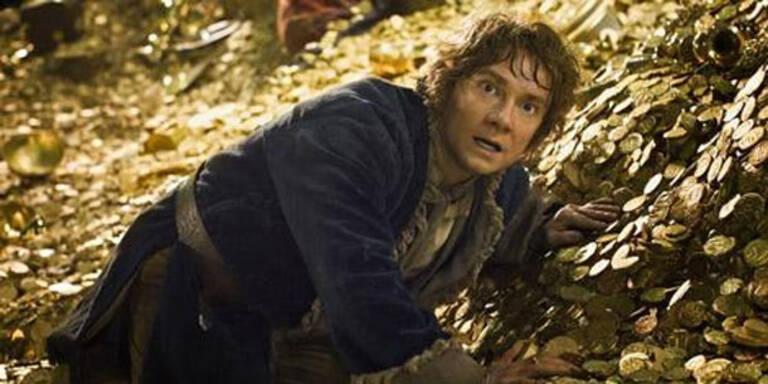 """Erste Szene aus """"Hobbit 2"""" im Kino"""