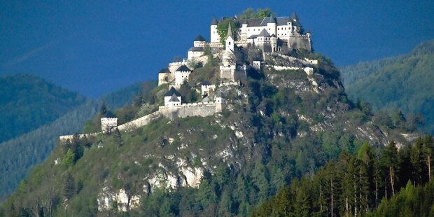 Neue Highlights auf Burg Hochosterwitz