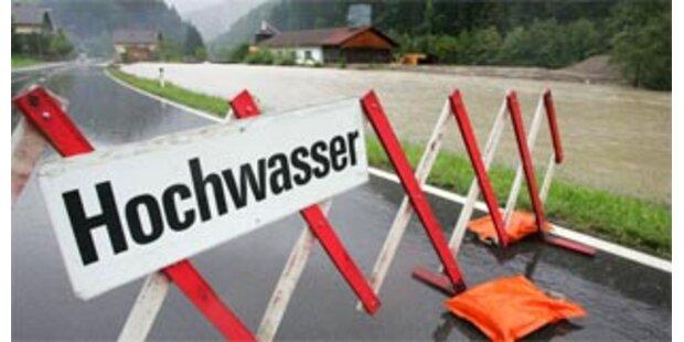 Nur 13% sind gegen Hochwasser versichert