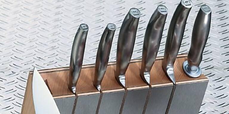 Hochwertige Messer brauchen etwas mehr Pflege