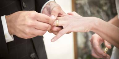 Hochzeit Ringaustausch