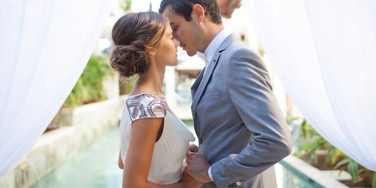 Das sind die beliebtesten Hochzeitslocations