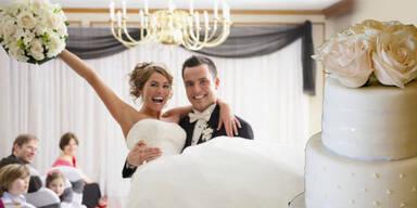 Hochzeitstorte aus Meisterhand