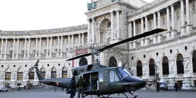 Nur Wien stimmte für das Berufsheer