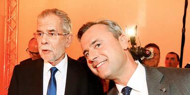 Hofburg-Wahl: Start zum Finale