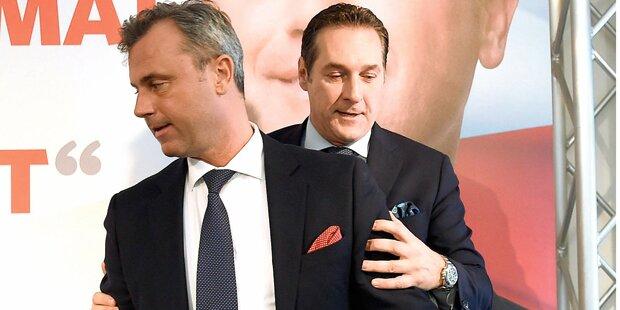 Wilde Gerüchte um Parteiausschluss Straches