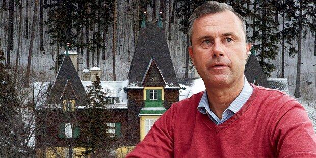 Steirische Präsidentenvilla-Gemeinde wählte Hofer